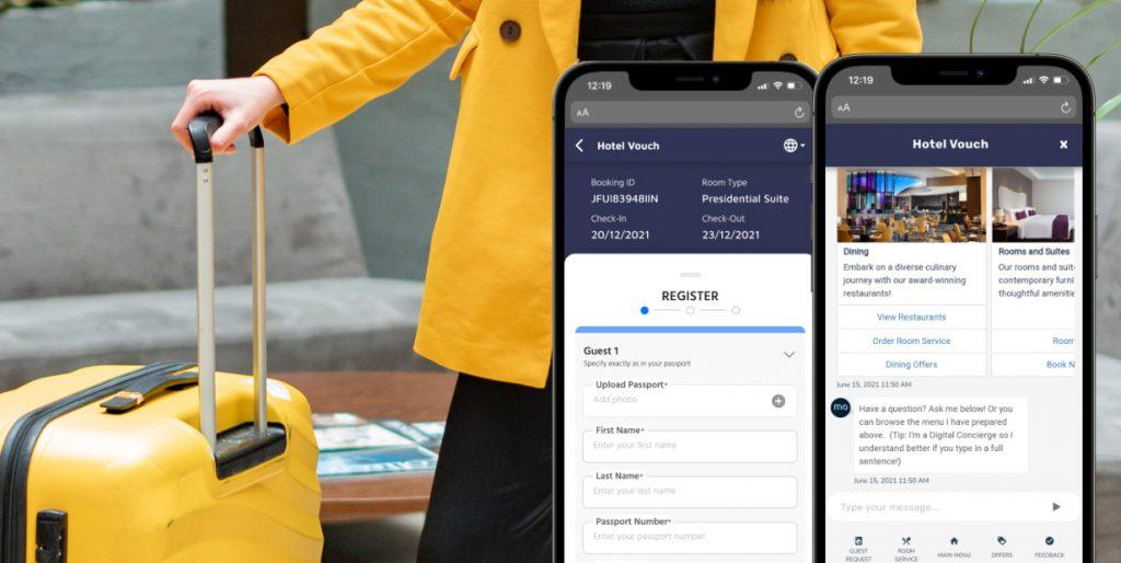 Vouch Guest Experience Platform_Digital Concierge
